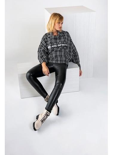 Berr-in  Gafna Bluz Siyah